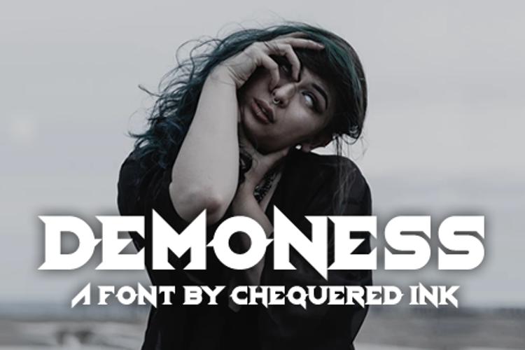 Demoness Font