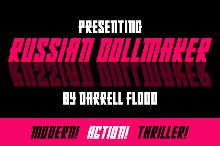 Russian Dollmaker Font