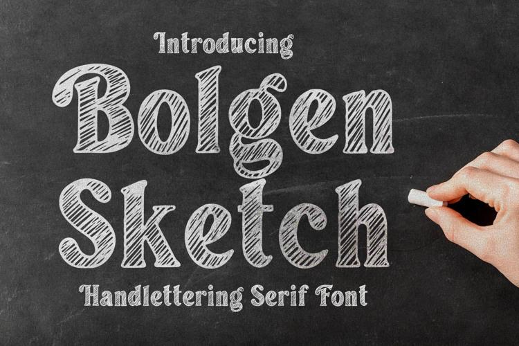 Bolgen Font