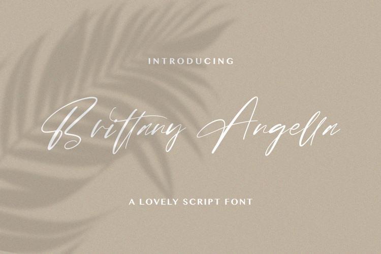 Brittany Angella Font