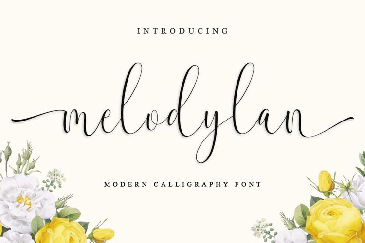 melodylan Font