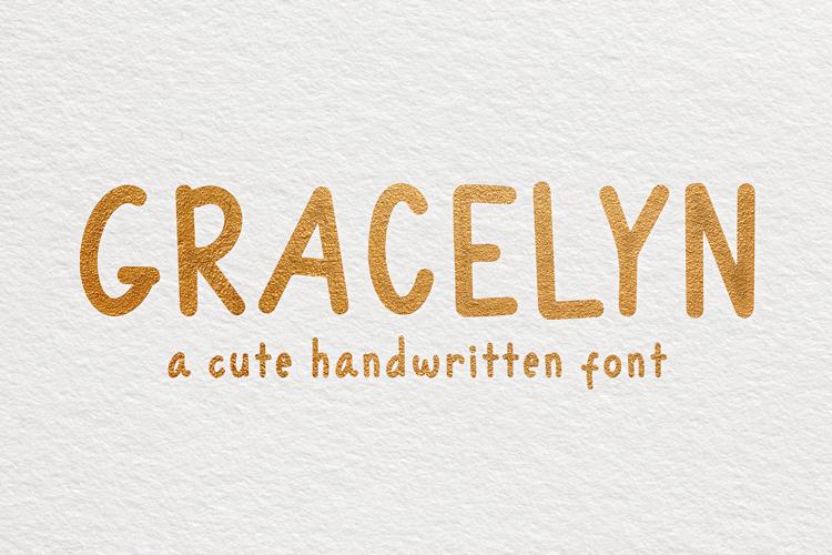 Gracelyn Font