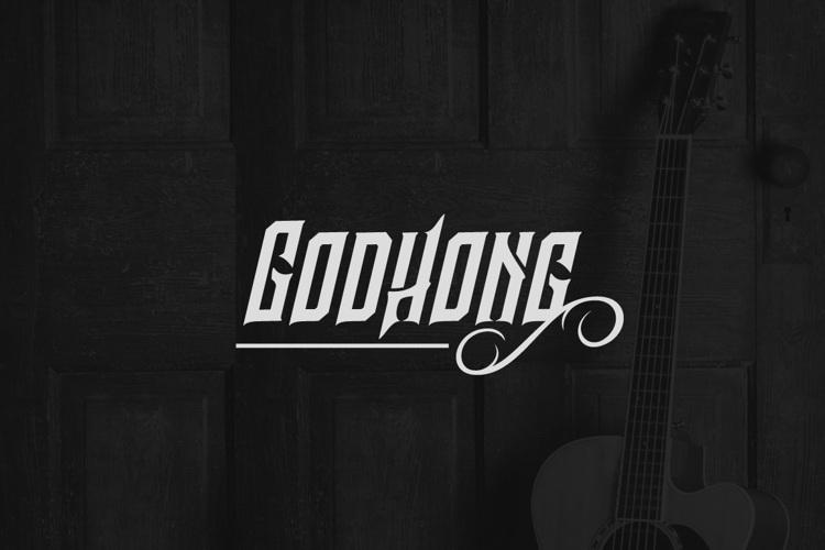 Godhong Font