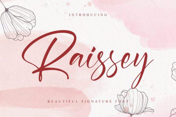 Raissey Font