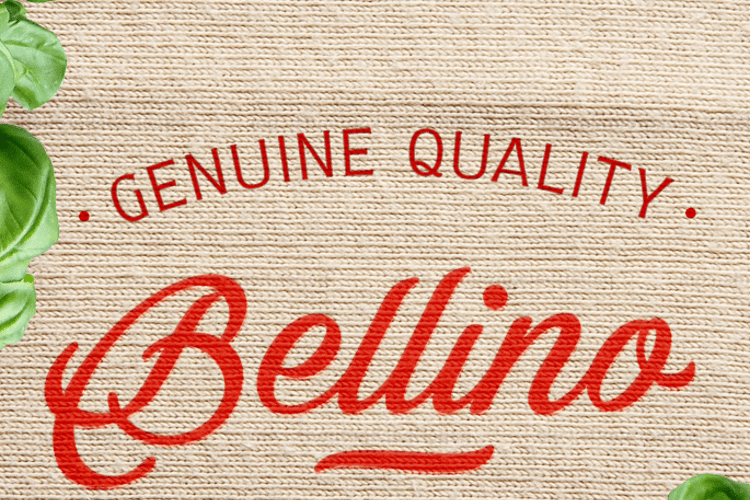 Bellino Font