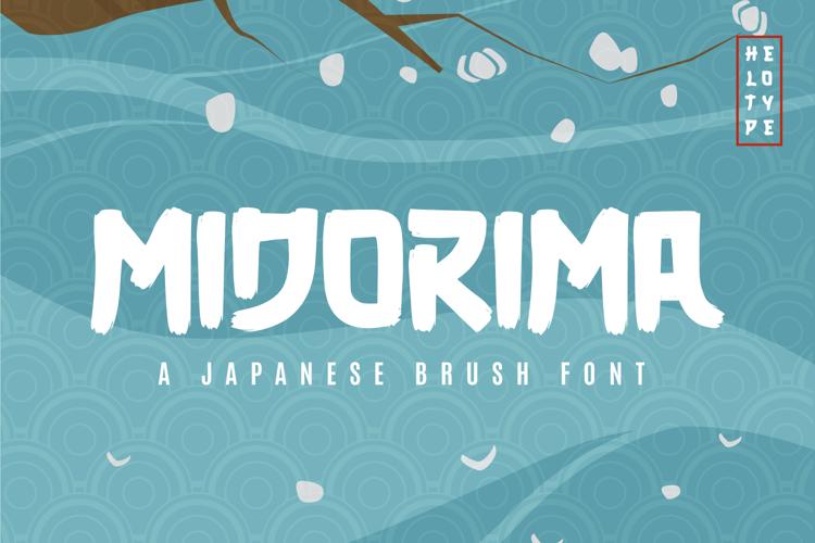 Midorima Font