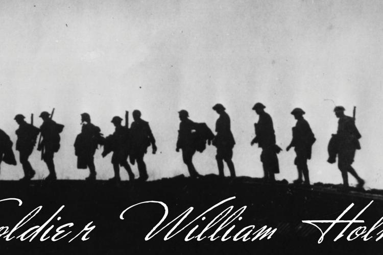 Soldier William Holmes Font