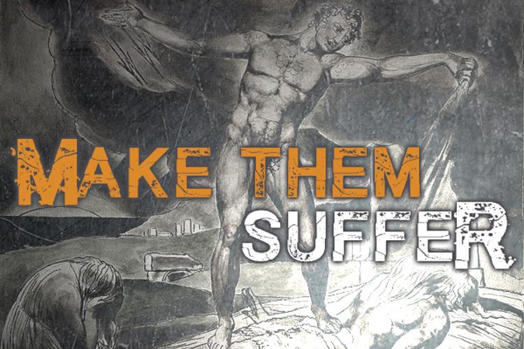 Make them SuffeR Font