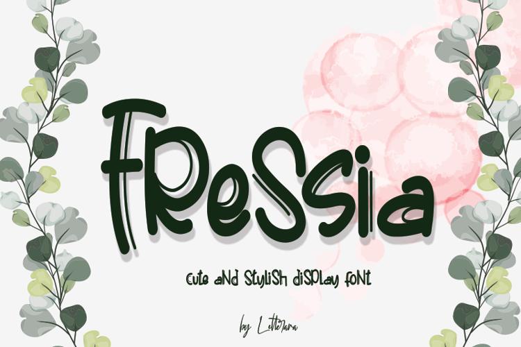 Fressia Font