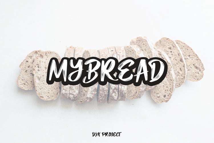 Mybread Font