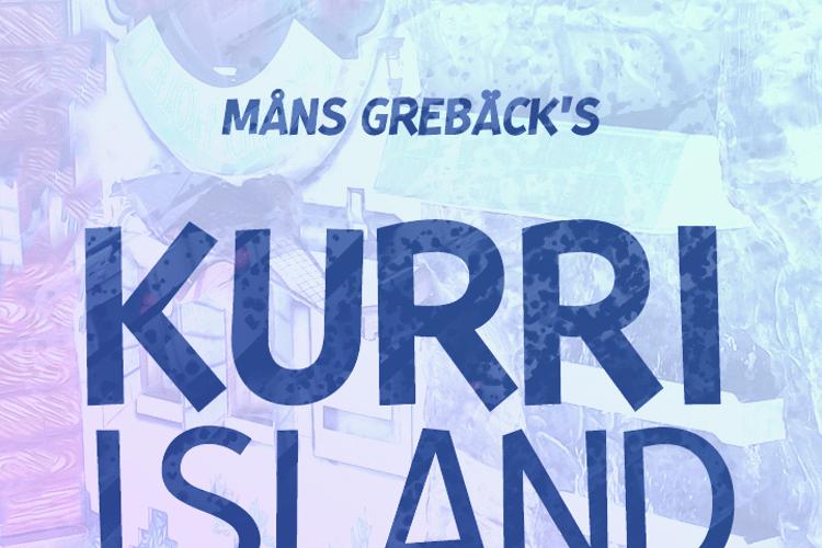 Kurri Island Font