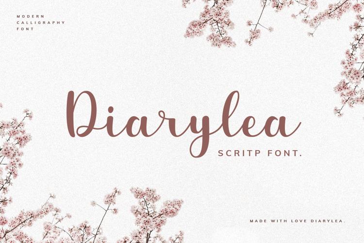 Diarylea Font