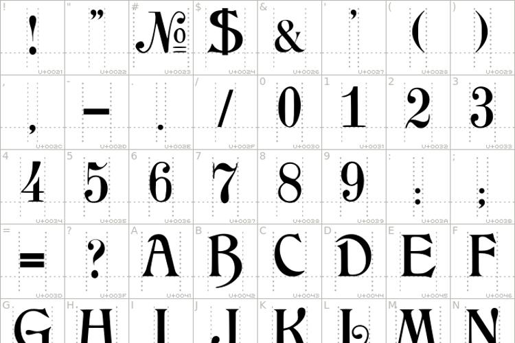 JMH Arkham Font