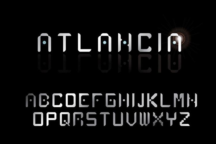 Atlancia Font