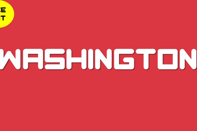 Washington Font