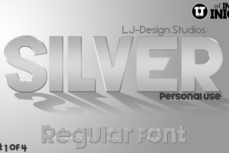 Silver Forte Font