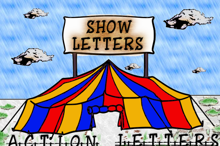 ShowLetters Font