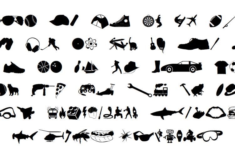 212 Boys Stuff Font
