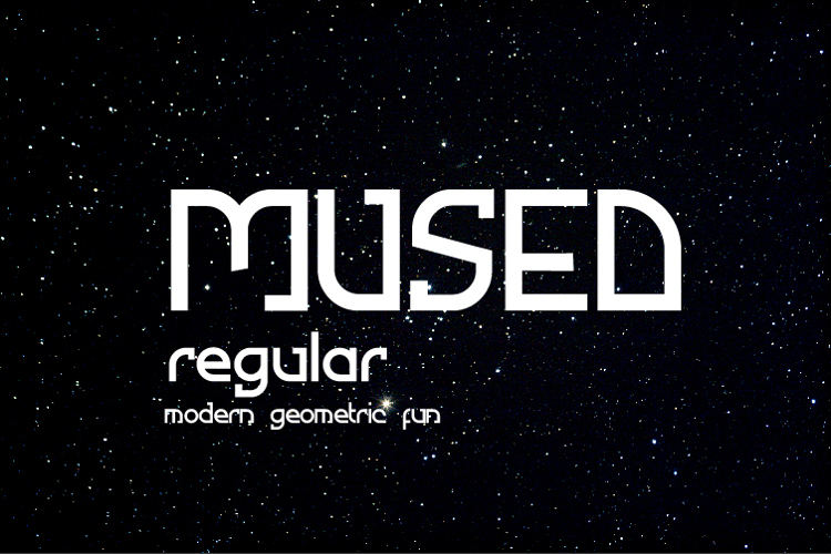 Mused Font