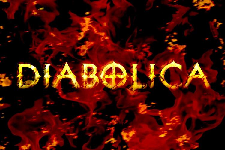 Diabolica Font