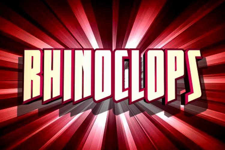 Rhinoclops Font