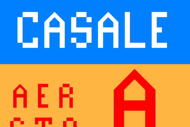 Casale NBP Font