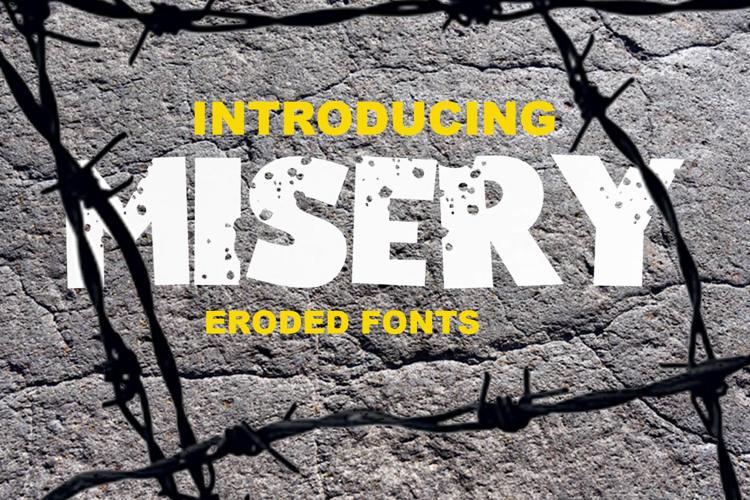 Misery Font