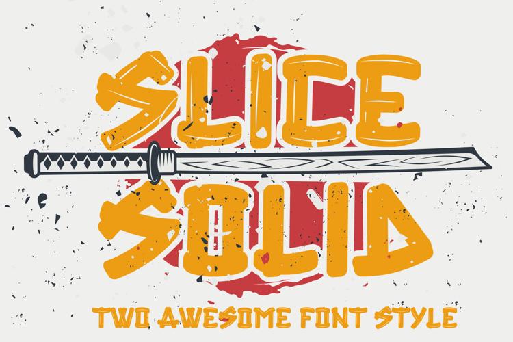 Sword Art Font