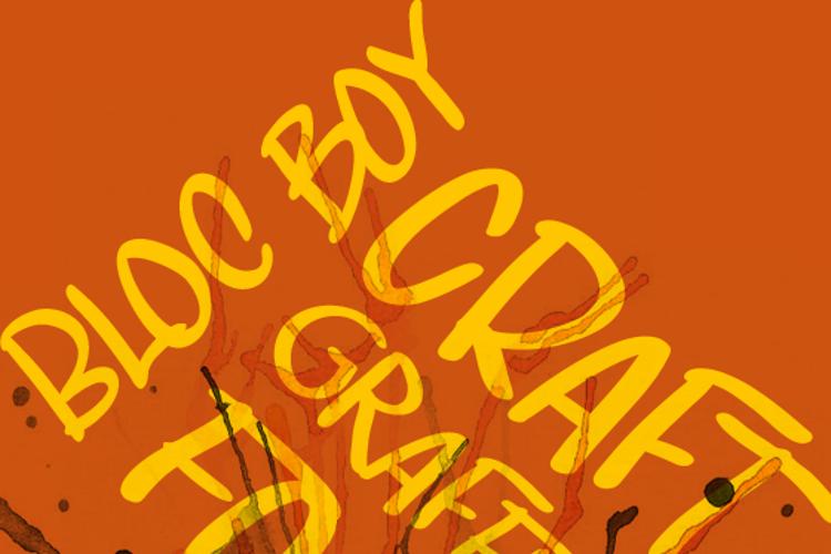 Bloc Boy Font