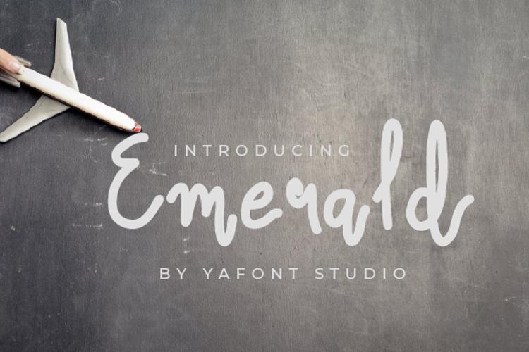 Emerald Font