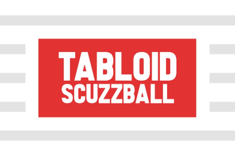 Tabloid Scuzzball Font