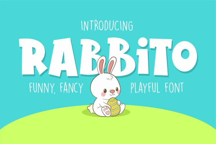 Rabbito Font
