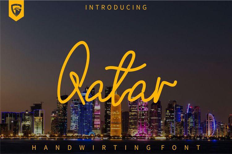 Qatar Font