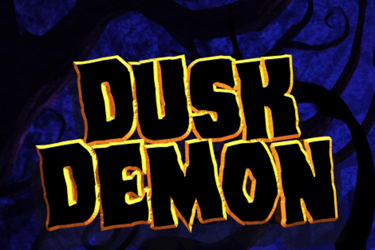 Dusk Demon Font