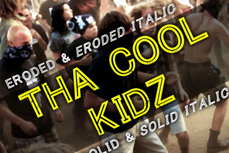 Tha Cool Kidz Font