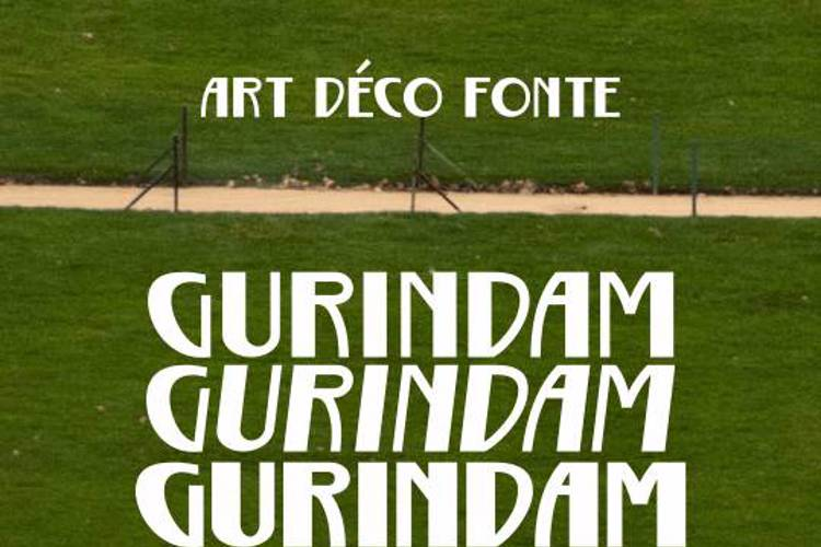 Gurindam Font