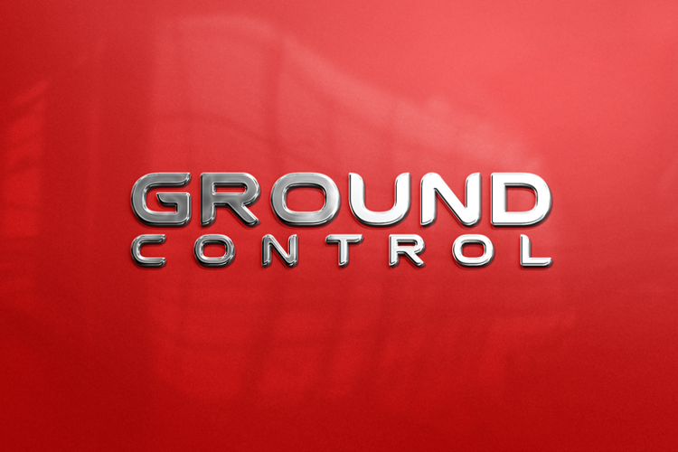 Ground Control Font