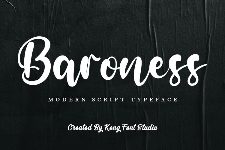 Baroness Font