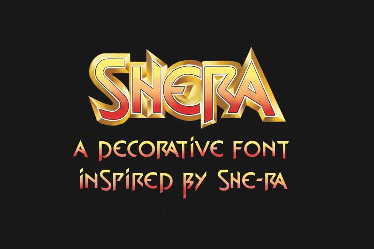 shera Font