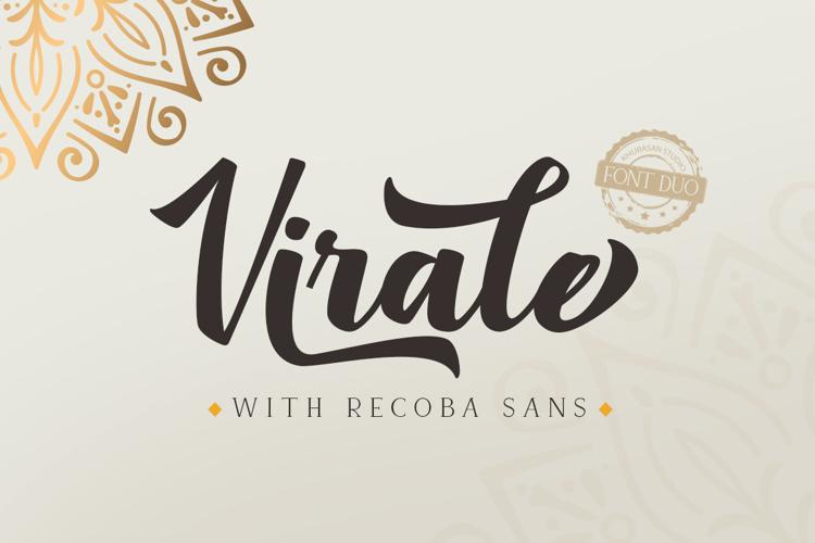 Virale Font