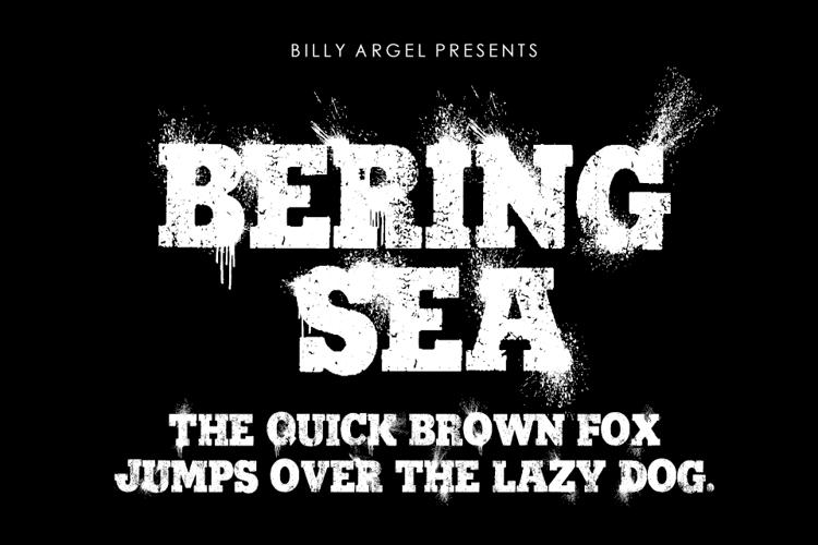 Bering Sea Font