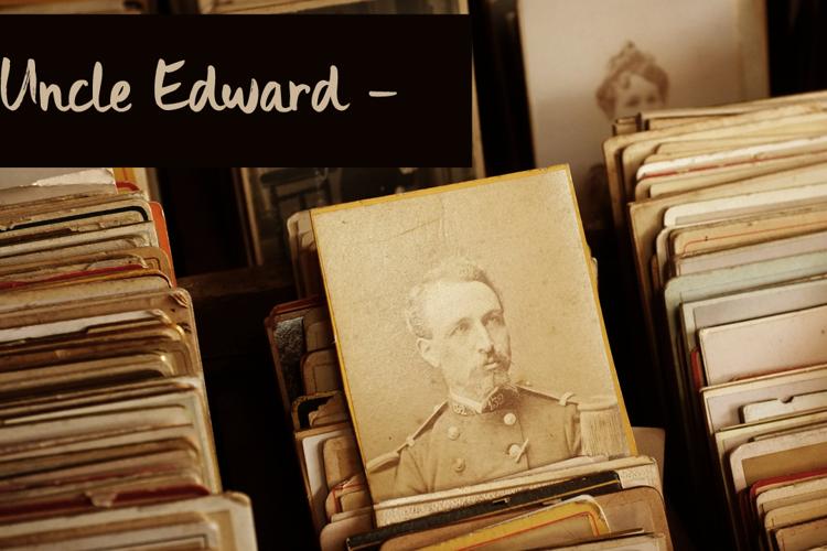 DK Uncle Edward Font