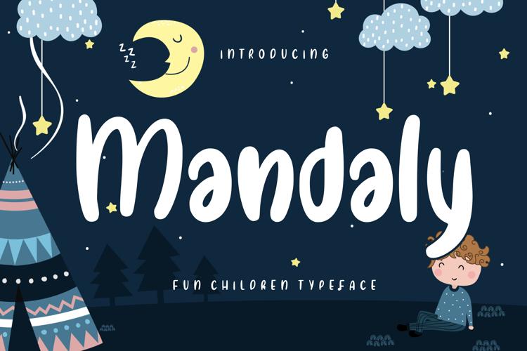 Mandaly Font