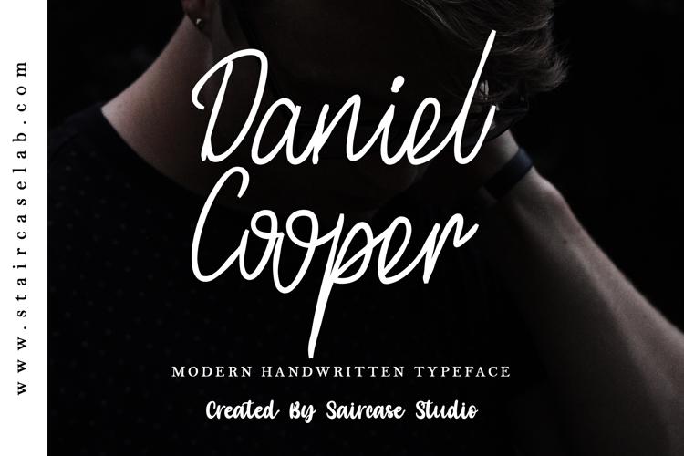 Daniel Cooper Font