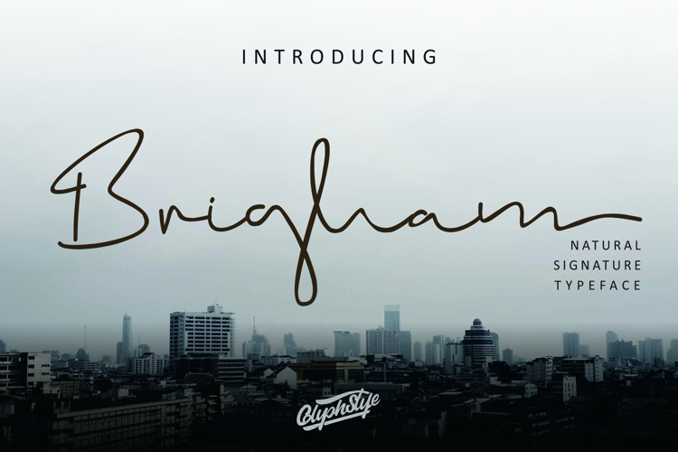 Brigham Font