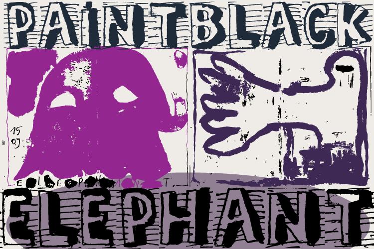 ELEPHANT Font