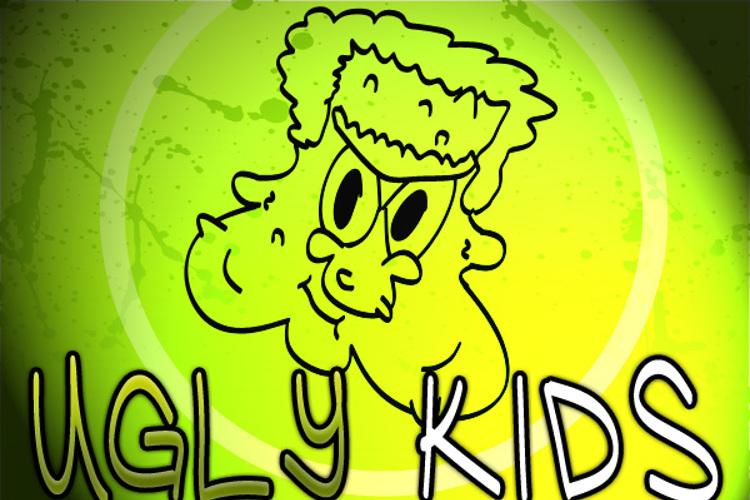 Ugly Kids Font