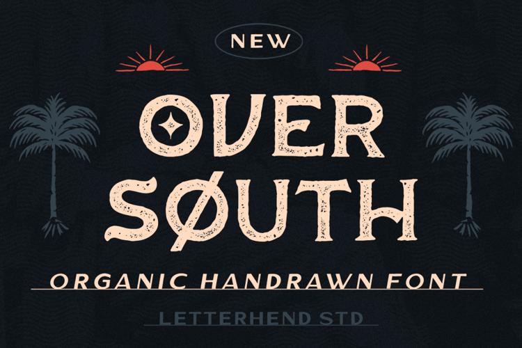 Oversouth Regular DEMO Font