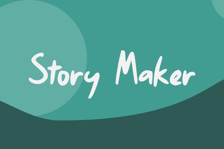 Story Maker GT Font