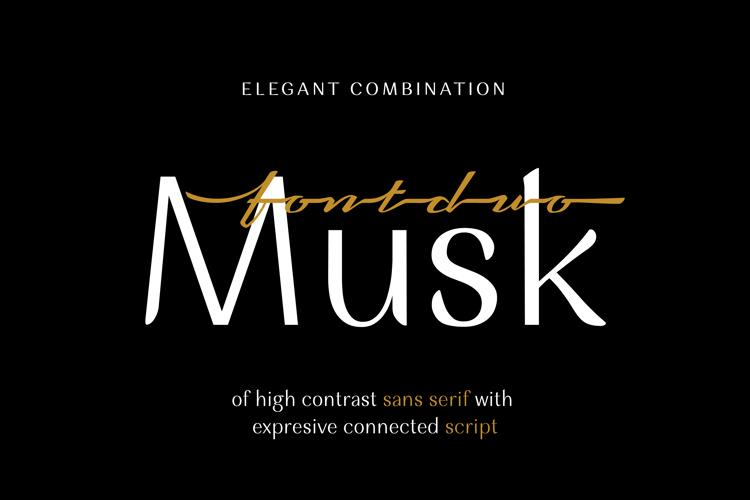 Musk Font